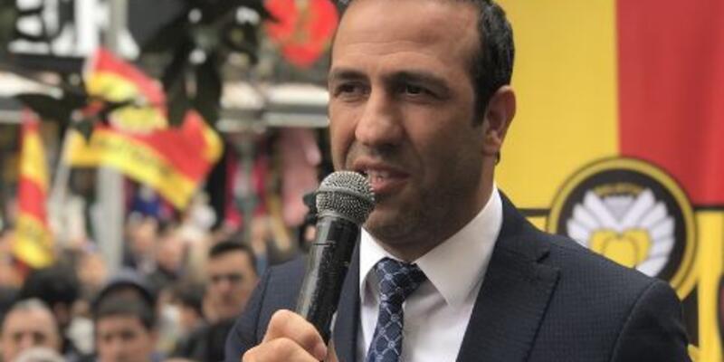 Yeni Malatyaspor Başkanı Adil Gevrek taraftarlardan özür diledi