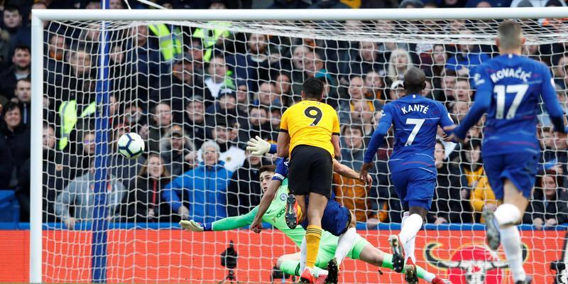 Chelsea 1-1 Wolves maç özeti