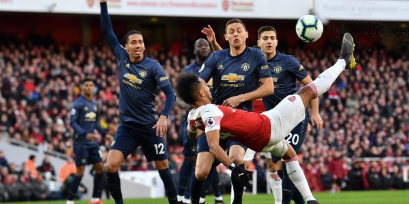 Arsenal 2-0 Manchester United maç özeti