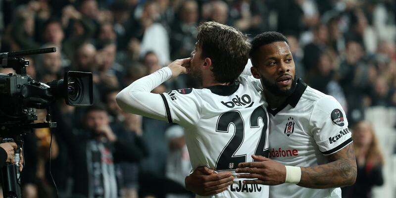 Beşiktaş 3-2 Konyaspor / Maç Özeti