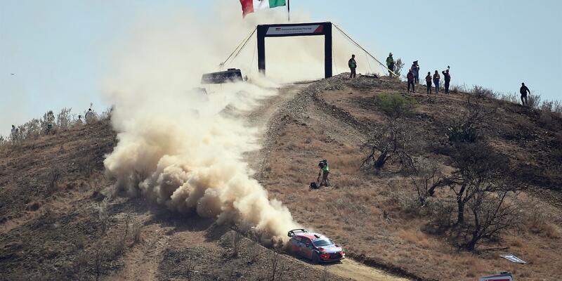 Sebastien Ogier WRC'nin 3. ayağını kazandı