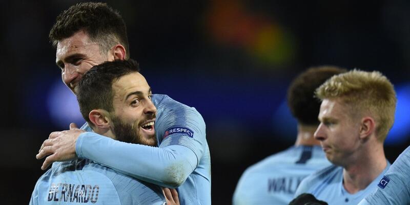 Manchester City 7-0 Schalke / Maç Özeti