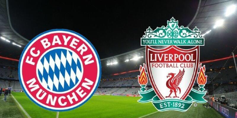 Bayern Münih Liverpool CANLI