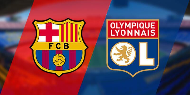 Barcelona, Lyon Şampiyonlar Ligi maçı ne zaman, saat kaçta, hangi kanalda?