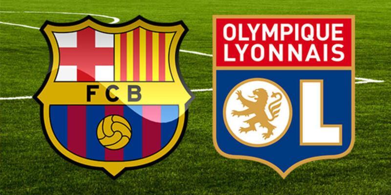 Barcelona - Lyon CANLI