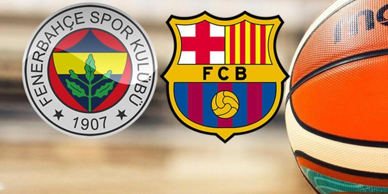 Fenerbahçe, Barcelona basketbol maçı saat kaçta, hangi kanalda?