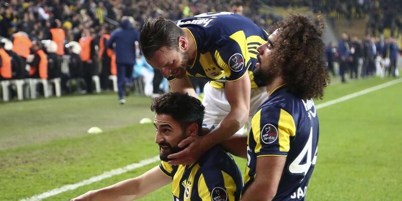 Fenerbahçe 2-1 Sivasspor / Maç Özeti