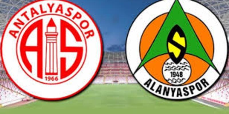 Antalyaspor - Alanyaspor maçı muhtemel 11'leri