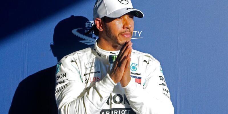 F1'de yeni sezonun ilk pole position'ı Lewis Hamilton'ın - Son dakika spor haberleri