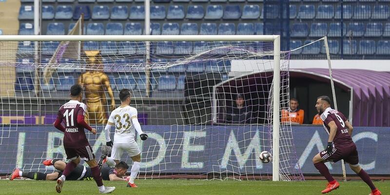 Osmanlıspor 1-3 Hatayspor maç sonucu