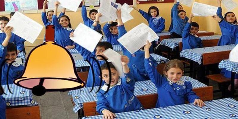 2018 – 2019 okullar ne zaman kapacak? İşte yaz tatili başlangıcı