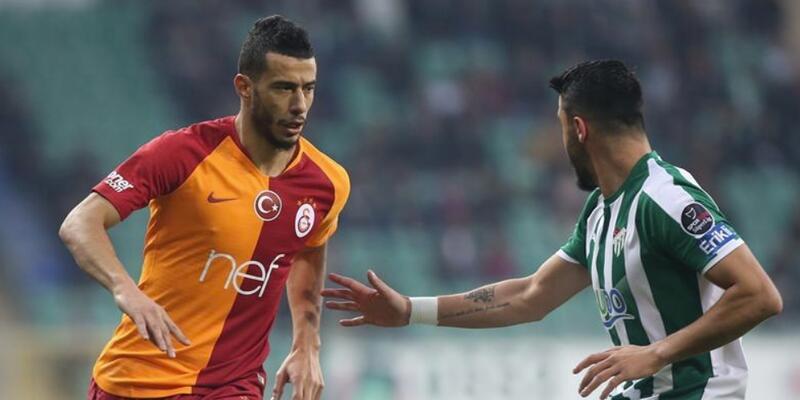 Bursaspor Galatasaray CANLI
