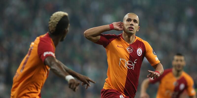 Bursaspor 2-3 Galatasaray Maç Özeti