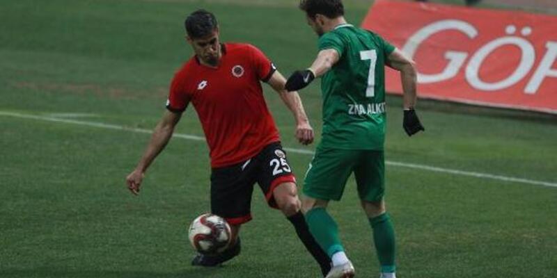 Denizlispor ve Gençlerbirliği Süper Lig'e yaklaştı