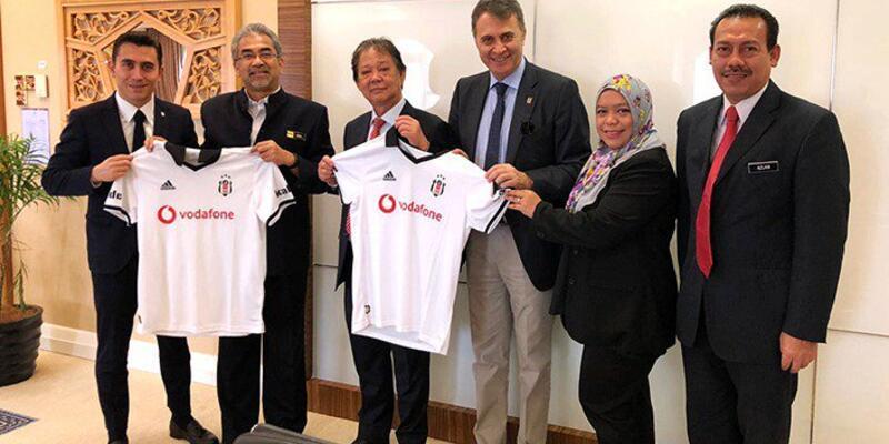 Fikret Orman Malezya Turizm Bakanı'nı ziyaret etti