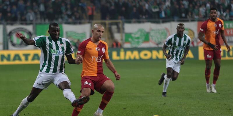MHK'den Bursaspor-Galatasaray maçı için açıklama