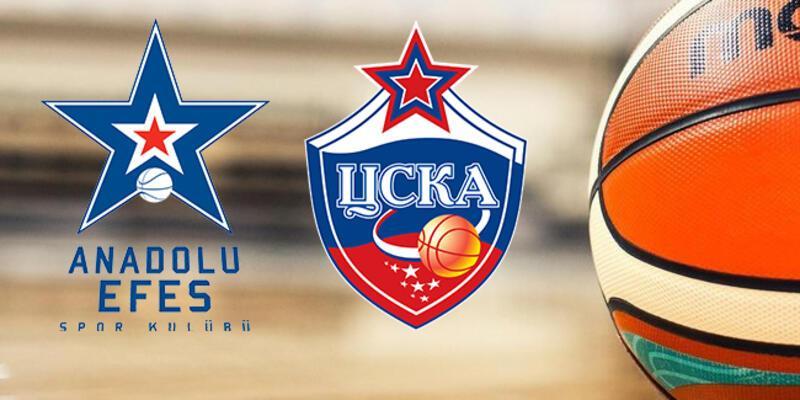 Anadolu Efes, CSKA basketbol maçı ne zaman, saat kaçta, hangi kanalda?