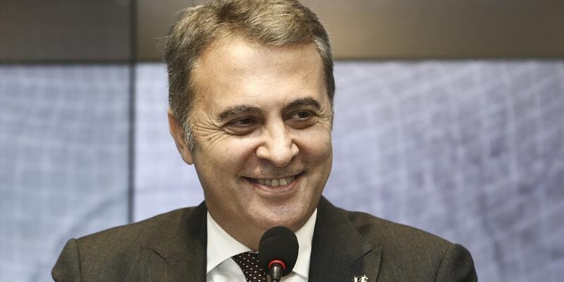 Beşiktaş Başkanı Fikret Orman ilk kez isim verdi