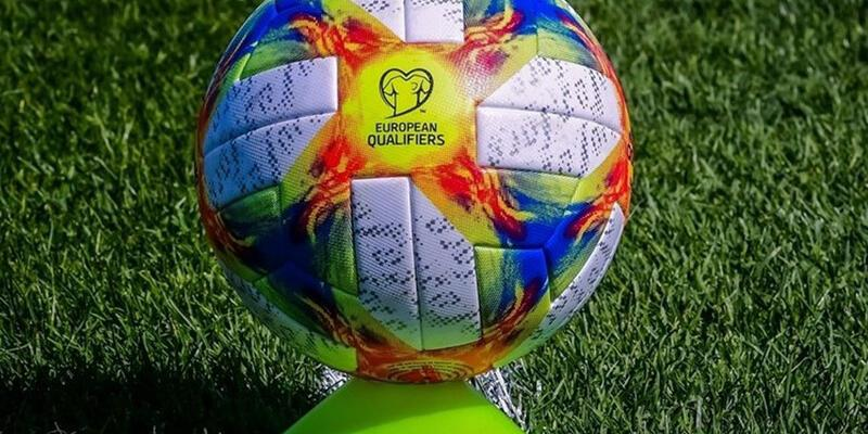 EURO 2020 elemeleri resmi topu