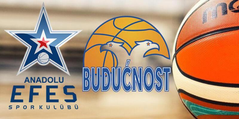 Anadolu Efes, Buducnost basketbol maçı saat kaçta, hangi kanalda?