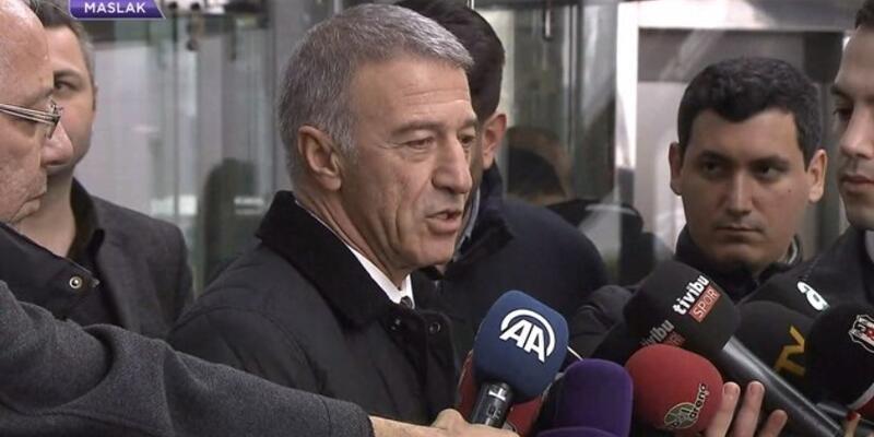 Ahmet Ağaoğlu yabancı oyuncu sayısının düşmesini istiyor