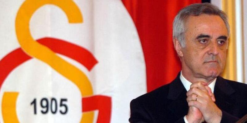 Galatasaray Özhan Canaydın'ı andı