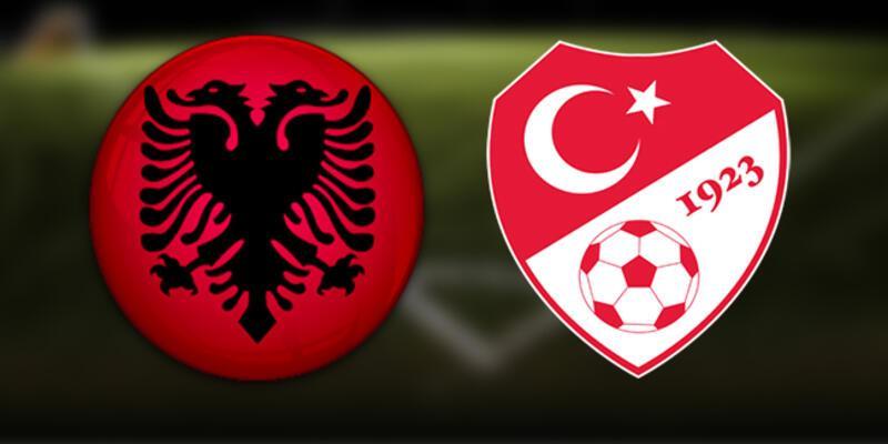 Arnavutluk, Türkiye maçı hangi kanalda, milli takımın maçı saat kaçta?
