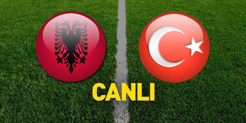 Arnavutluk Türkiye CANLI