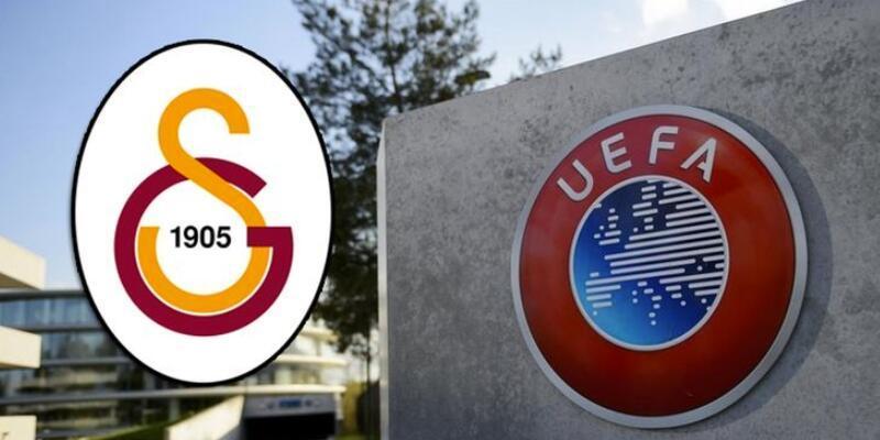 Galatasaray UEFA ile yapılan anlaşmayı KAP'a bildirdi