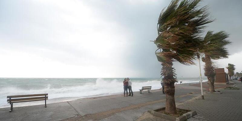 Meteoroloji'den son dakika uyarısı: Saatte 90 kilometreyi bulabilir