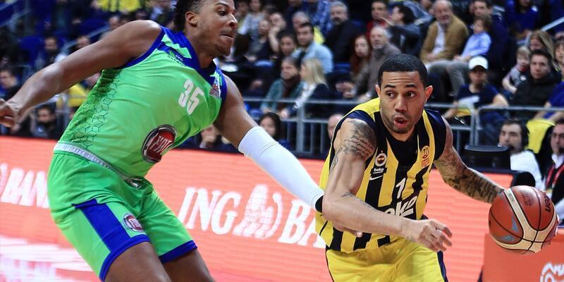 Fenerbahçe Beko, TOFAŞ'a 33 sayı fark attı