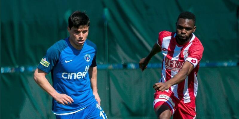 Kasımpaşa 2-2 Boluspor / Maç Özeti