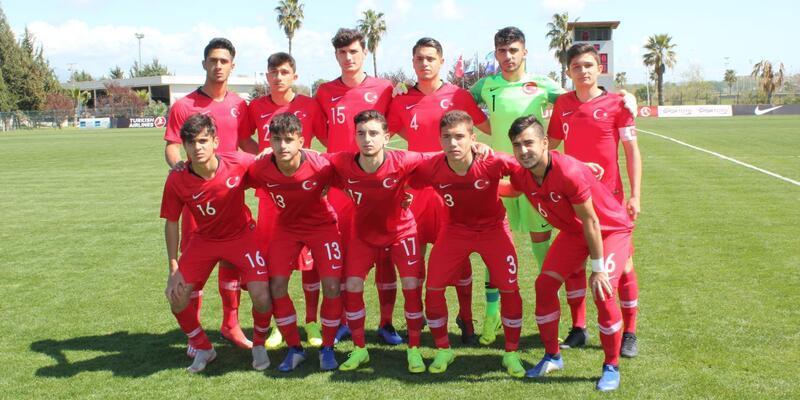 Türkiye Elit Tur'da son maçını oynadı