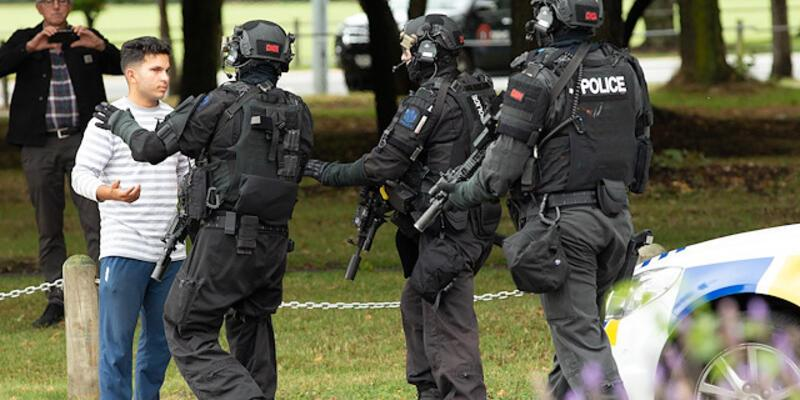 Yeni Zelanda'daki teröristin Avusturya bağlantısı