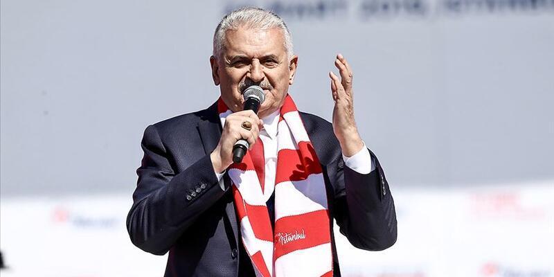 Binali Yıldırım: HDP'lileri bağlayacak bir şey yok