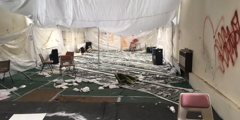 İngiltere'de İslami eğitim merkezine saldırı