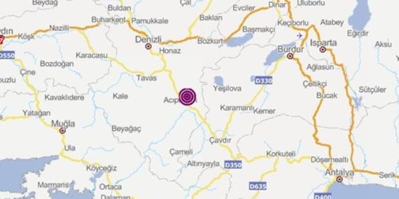 Son dakika... Denizli'deki depremin ardından okullar 2 gün tatil edildi