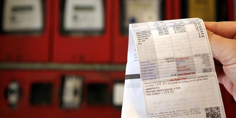 Faturalar ertelenecek mi? Elektrik doğalgaz ve su faturaları iptal mi?