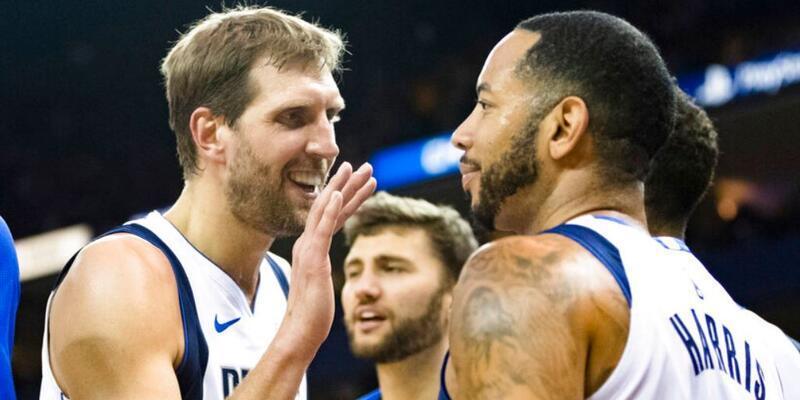 "NBA'in ""ihtiyar delikanlısı"""