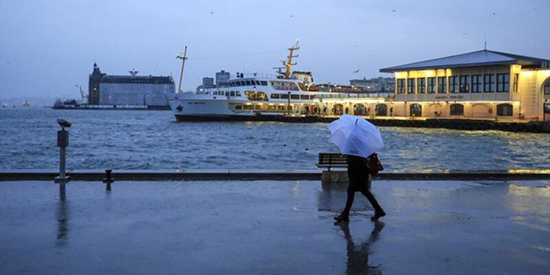 Son dakika... Meteoroloji'den Marmara ve Ege için fırtına uyarısı