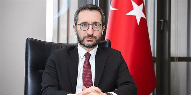 İletişim Başkanı Altun: Türkiye, artık bir dakika bile bekleyemez