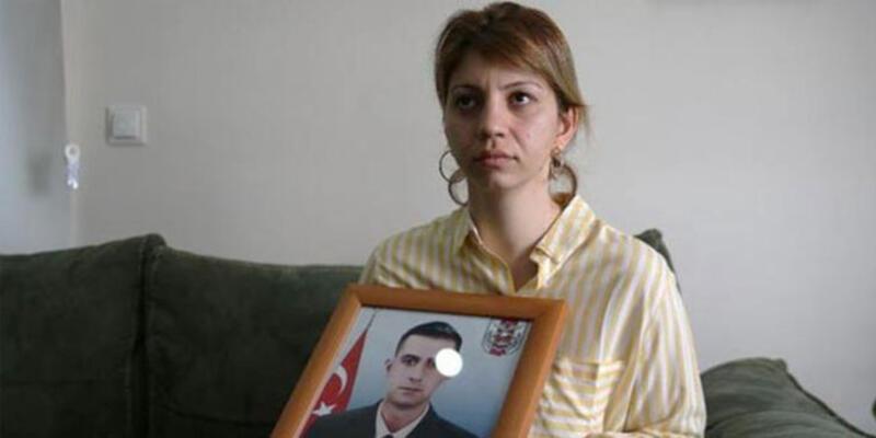 Cumhurbaşkanı Erdoğan, CHP'li adayın tepki gösterdiği şehit eşiyle görüştü