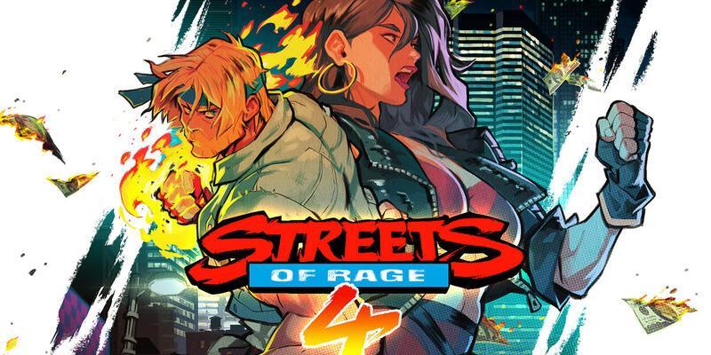Streets of Rage 4 için yeni video