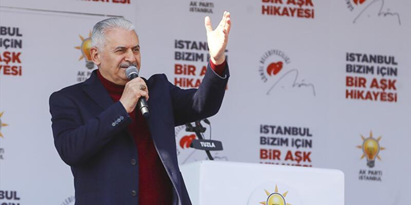 Binali Yıldırım: İstanbul'da su faturasını yüzde 11 ucuzlatacağız