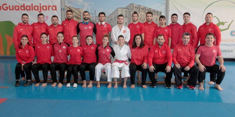 Avrupa Karate Şampiyonası'nda çifte final