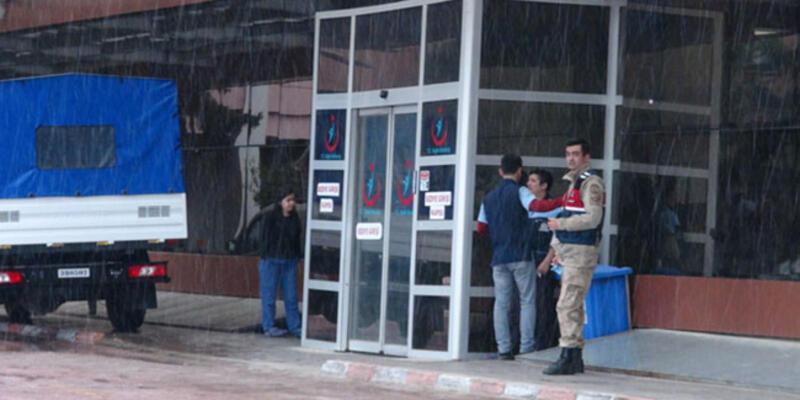 Suriye'de TSK'nın askeri aracı devrildi: 9 yaralı