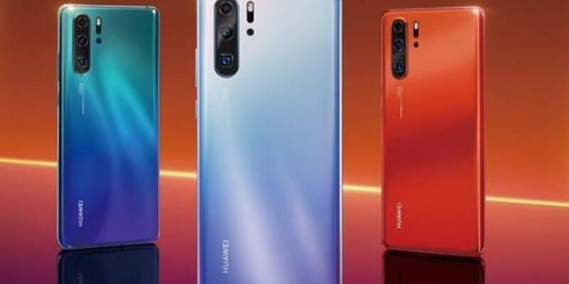 Huawei P30 Pro daha satışa çıkmadan güncelleme aldı