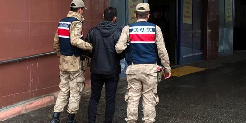 Kahramanmaraş'ta hırsızlık şüphelisine suçüstü