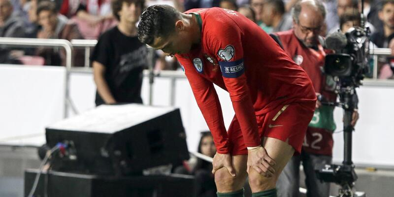 Cristiano Ronaldo'nun durumu belirsiz