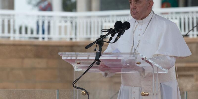 Fas'ı ziyaret eden Papa'dan dinler arası diyalog mesajı